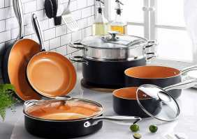 Best Titanium Cookwares sets