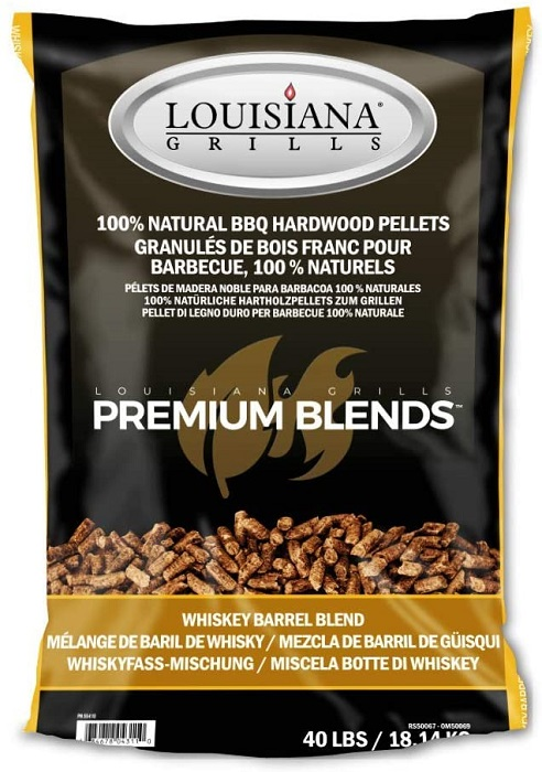 Louisiana Grills 55410 Pellets