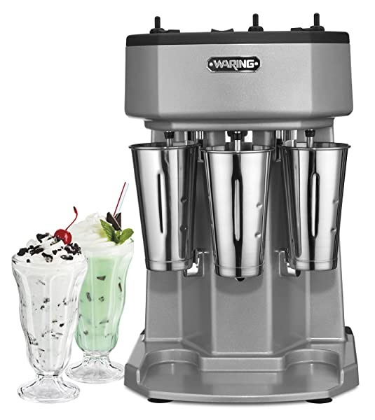 waring three in one milkshake maker