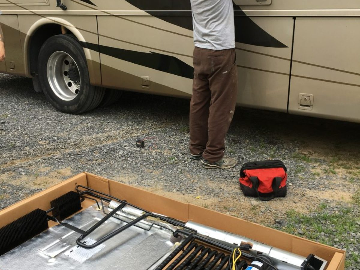 Not Cool, Man (What To Expect When Your RV Refrigerator Bites The