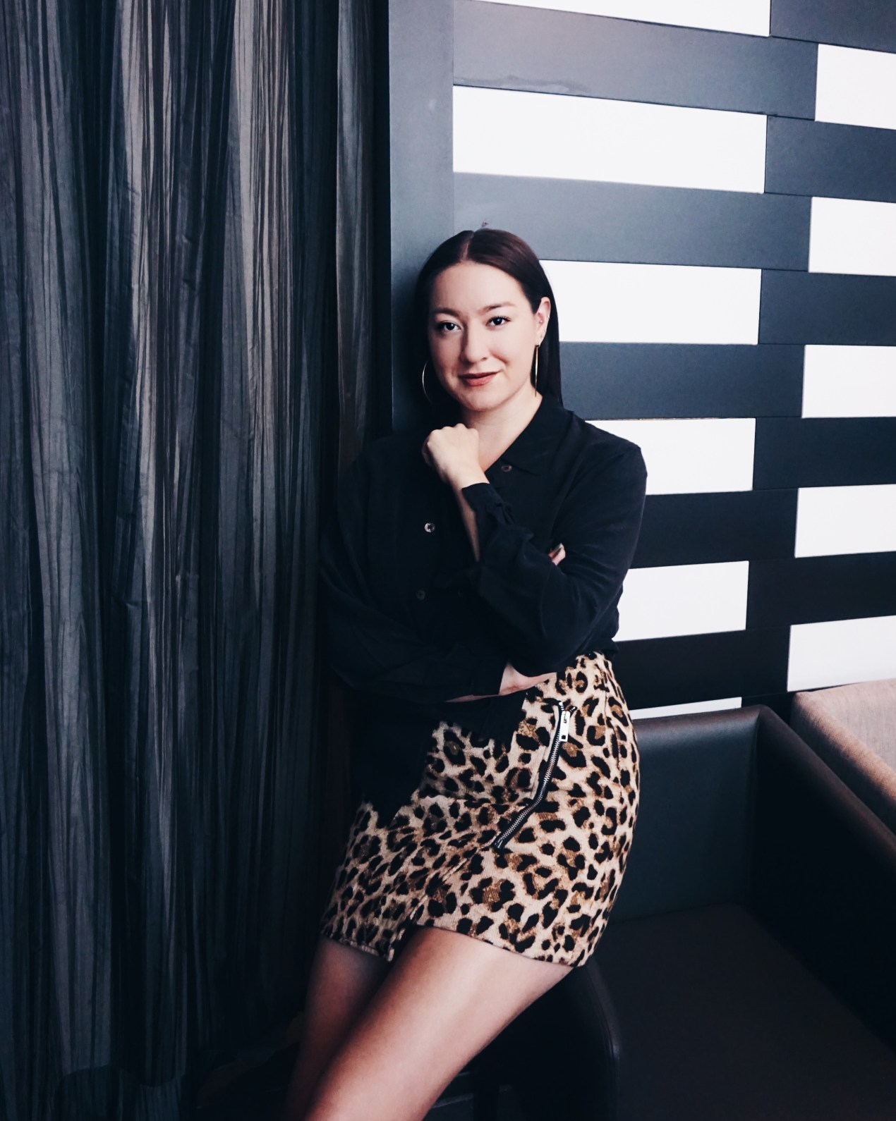 About The Lady-like Leopard Blog by Melina Morry