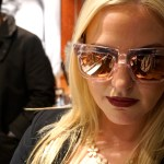 The Lady-like Leopard by Melina Morry. Jacques Marie Mage Eyewear Preview at Kaltenbock Optical. Hosted by Liquid Communications.