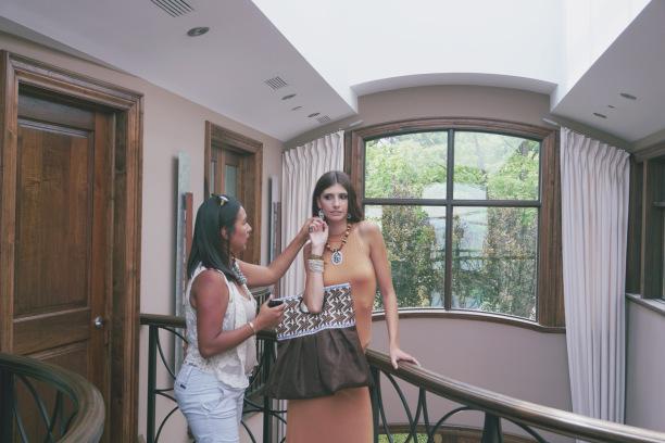 Mississauga Fashion Week - The Lady-like Leopard with Shilango Jewellery