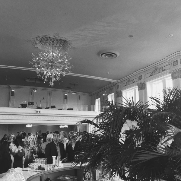 The grand opening of the Crystal Ballroom at the Kind Edward Hotel in Toronto. King Eddy's Crystal Ballroom | The Lady-like Leopard
