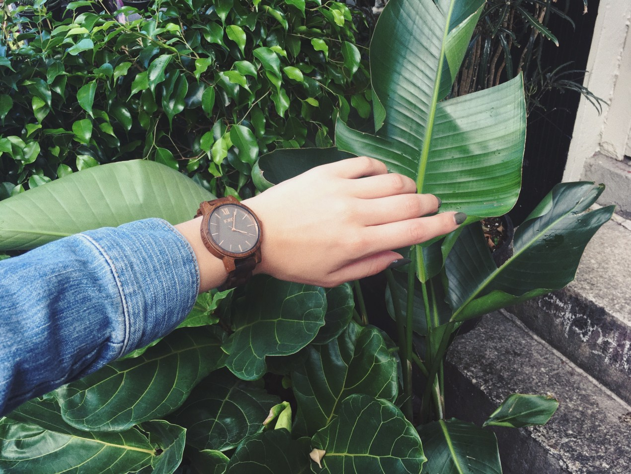 Jord Watches Giveaway X The Lady-like Leopard | New York City