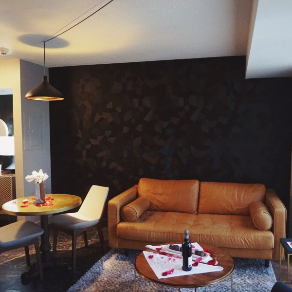 Romantic Weekend Staycation at Pantages Hotel Toronto   The Lady-like Leopard Blog by Melina Morry