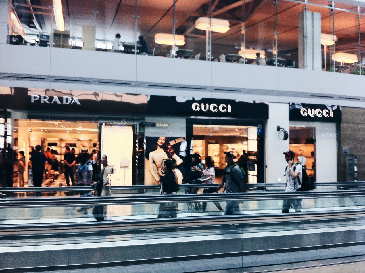Luxury Airport Shopping Destinations Around The World