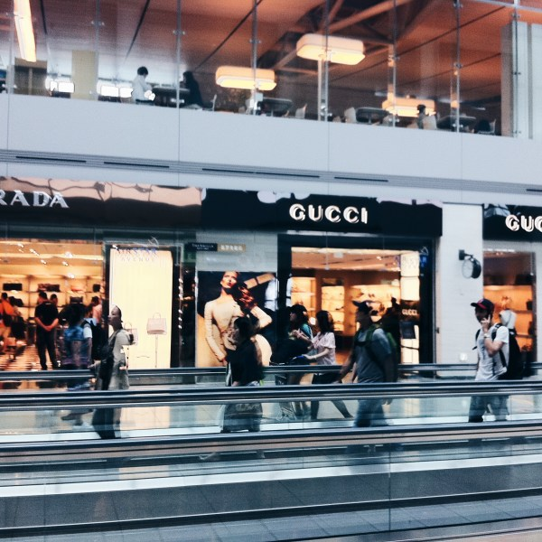Luxury Airport Shopping | The Lady-like Leopard Blog by Melina Morry