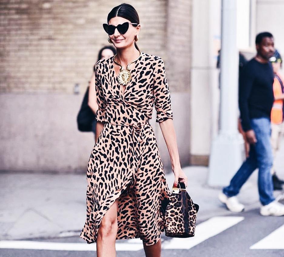 d55a18e673 Giovanna Battaglia Leopard Print Dress   Where to Wear Leopard Print Dresses    The Lady-