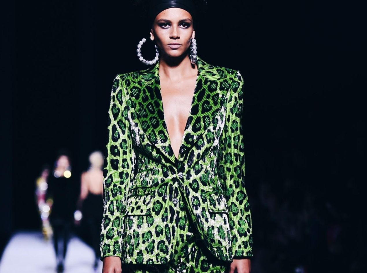 Leopard Prints at New York Fashion Week 2018