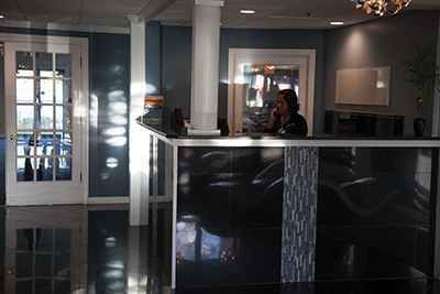 The Lakeside Park Office Space