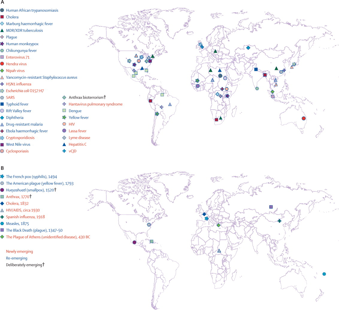 Emerging infections: a perpetual challenge - The Lancet Infectious ...