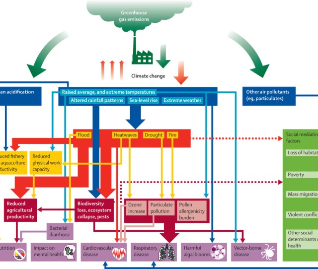 Health And Climate Change Policy Responses To Protect Public Health The Lancet