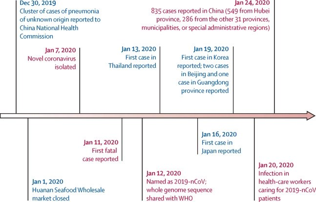 A novel coronavirus outbreak of global health concern - The Lancet