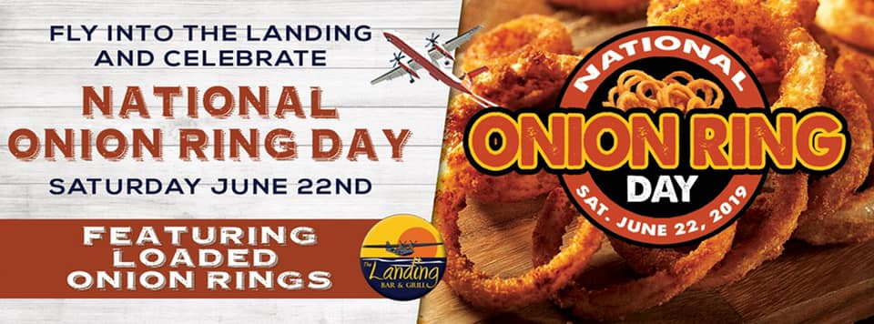 National-Onion-Ring-Day
