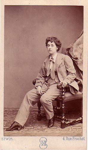 Prostitutes like Leonide Leblanc were called insoumises