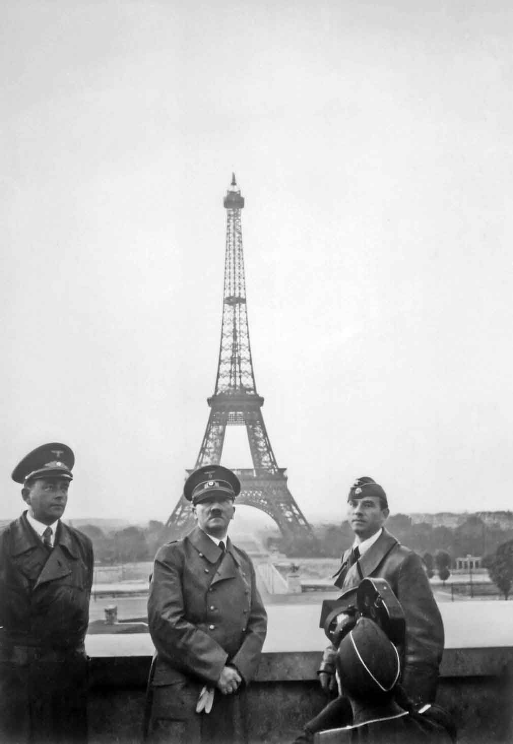 26 We Ll Always Have Paris A Visit From Hitler The