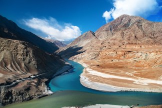 A journey to Ladakh with Royal Enfields