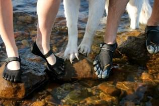 Lake Superior IMG_1148 | Vibram five finger shoes | The Landrovers