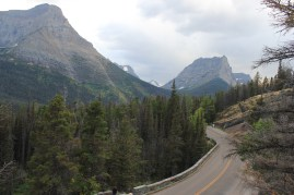 IMG_1731 Glacier National Park, MT | Going to the Sun Road