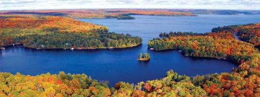Image result for The Muskoka Lakes, Ontario