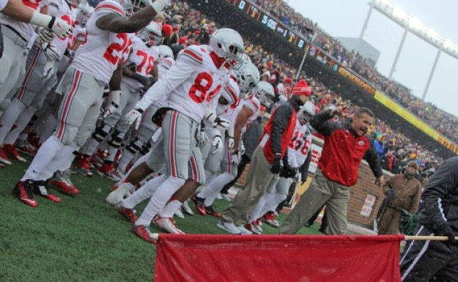 Getting Back To Indianapolis Everything For Urban Meyer