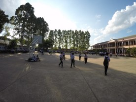 Activity time after school Picture by Johannes Zeck
