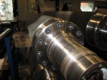 Roll for rotary printing