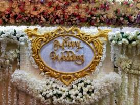 Happy wedding
