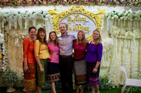 The invitees from AfC (Denise, Lena, Anika, Johannes, Sara, Silja)