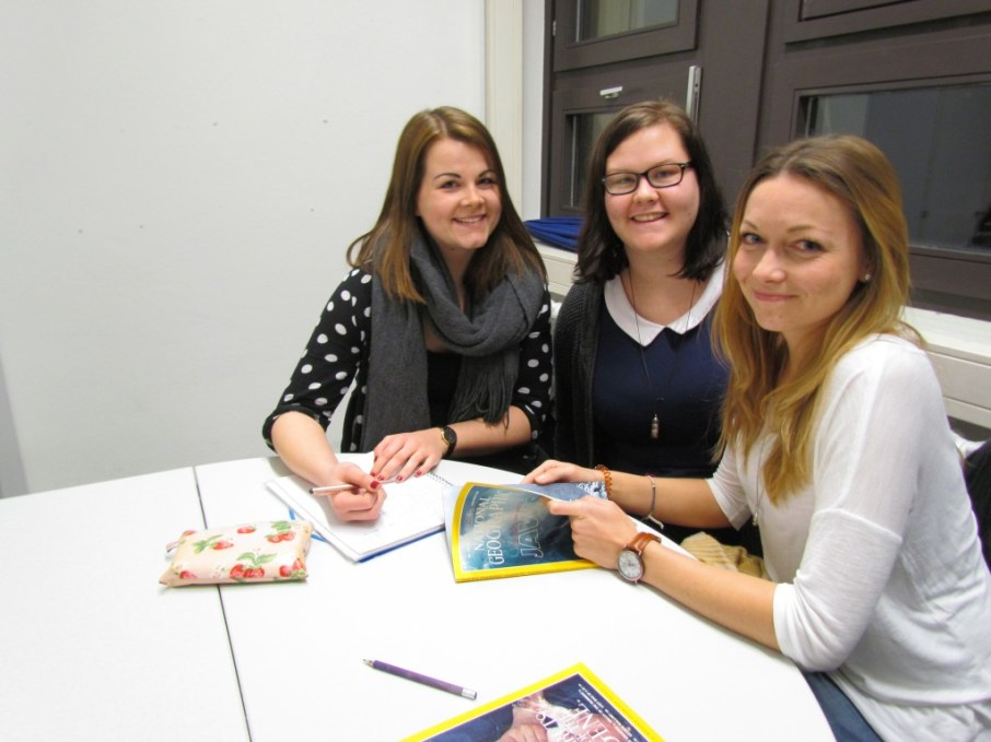 Amelie Reiling, Christiane Tabea Morlock, Stephanie Schulz