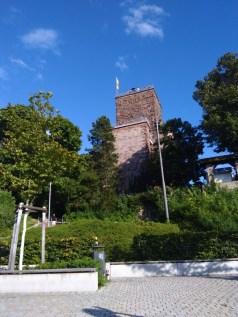 "Tower on ""Turmberg"" (tower hill)"