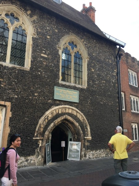 The Canterbury Pilgrims Hospital of St Thomas