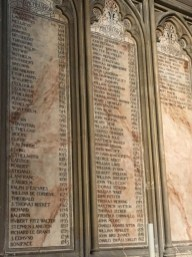 List of Archbishops of Canterbury