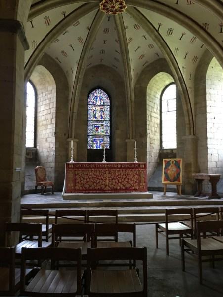 ...chapel...