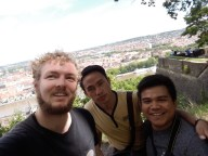Trip to Wuerzburg with Johannes Zeck