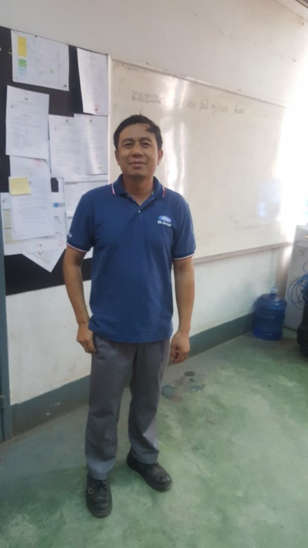 Mr Thavone Sunavong