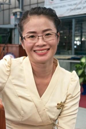 Politics teacher, LGTC, Vientiane