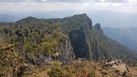 Another view from Mount Pha Thi