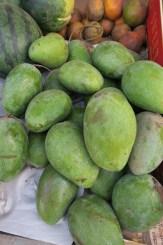 Sour mangos