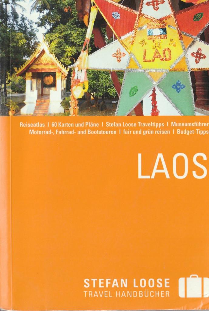 "Cover of ""Laos - Travel Handbücher"" (handbooks) - excerpt from ""Laos – Travel Handbücher"", © 2015 MAIRDUMONT GmbH & Co. KG"