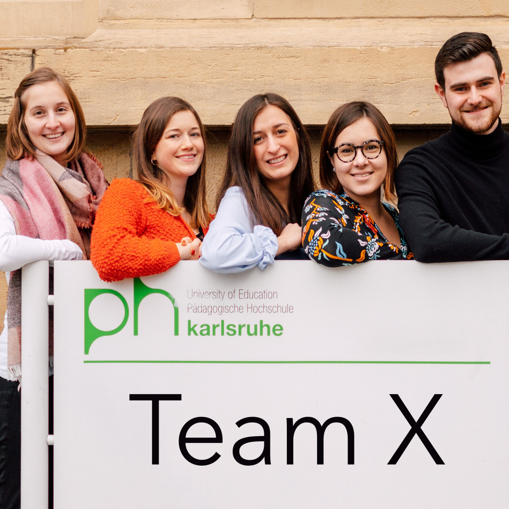 We are Team X – Introduction
