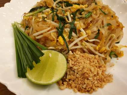 New on the menu: Pad Thai