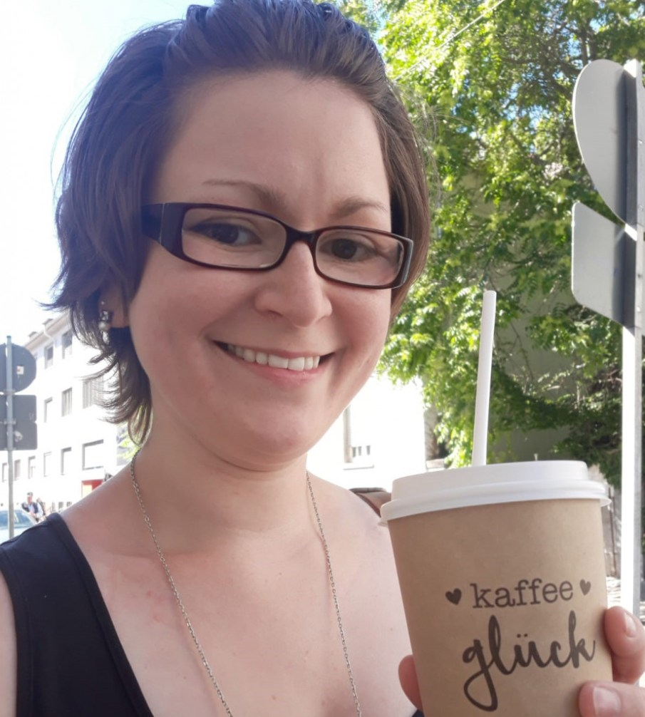 Coffee is my favorite drink!