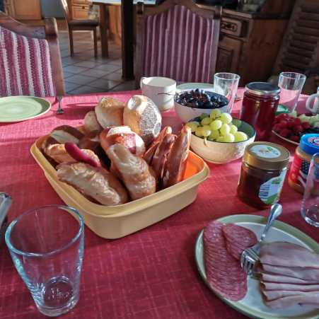 Typical cuisine of Germans
