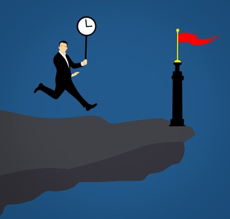 Germans were know punctuality. https://pixabay.com/illustrations/timeline-project-management-achieve-3117957/
