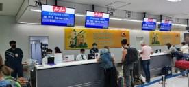 ... Kulala Lumpur Airport...