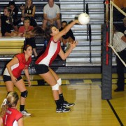 Varsity Girls Volleyball: The Cowboys sweep Flanagan