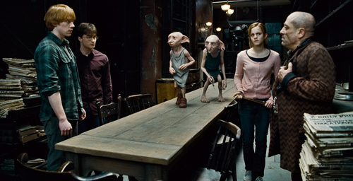 Review: Harry Potter And The Deathly Hallows Part One