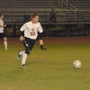 Varsity Boys Soccer: Cowboys Lose Regional Semifinal to Cypress Bay Lightning